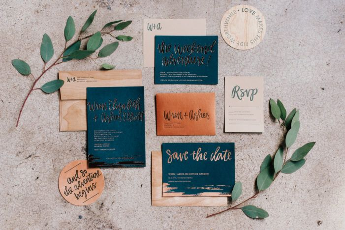 3 tips para escoger las invitaciones de vuestra boda