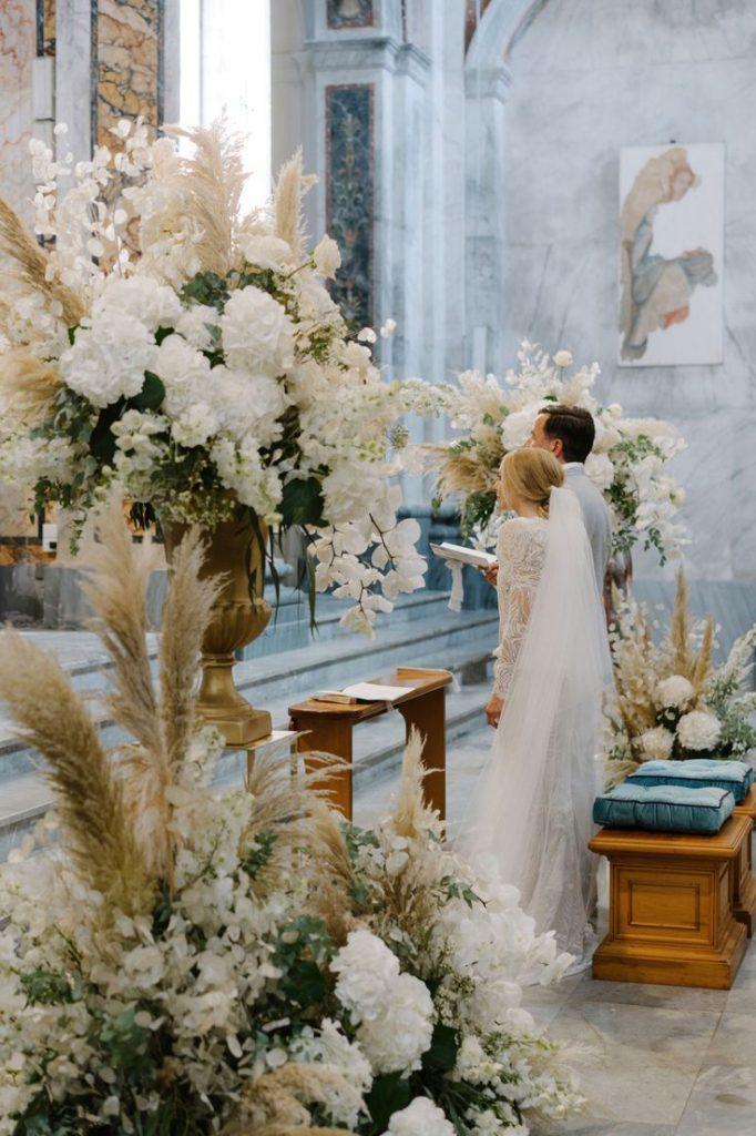 Documentación necesaria para casarse por la iglesia.