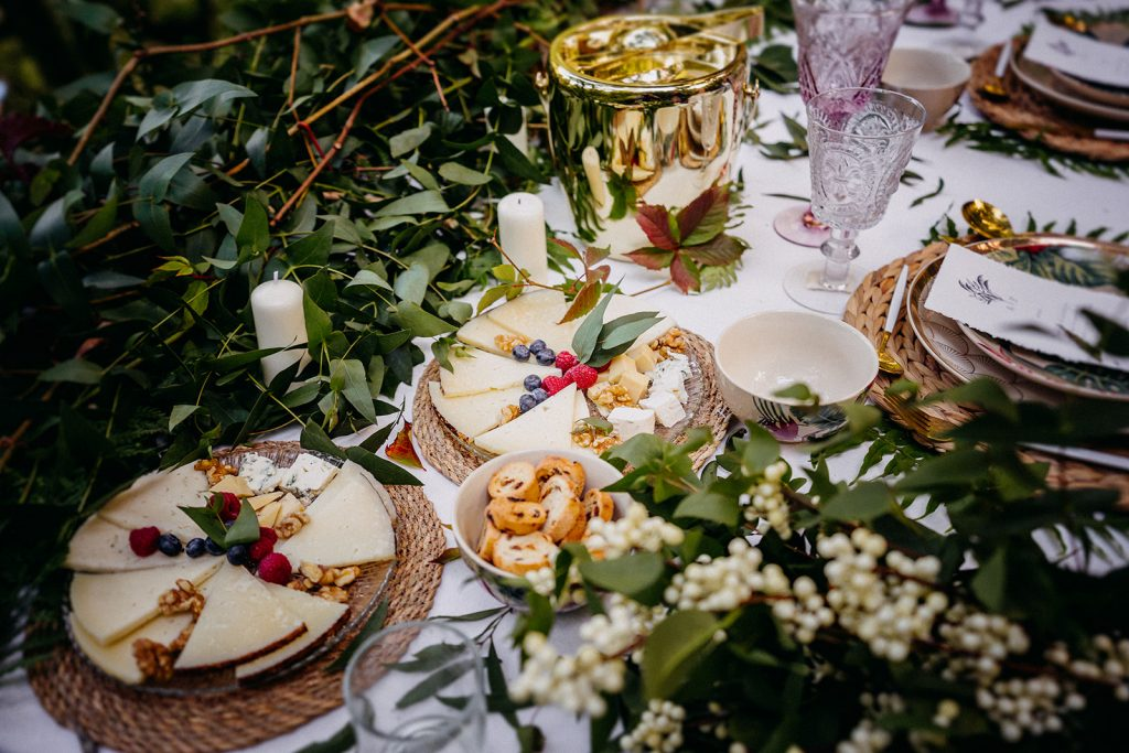 Tips para encontrar el catering de boda