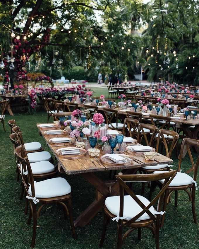 Cómo sentar a los invitados en vuestra boda.