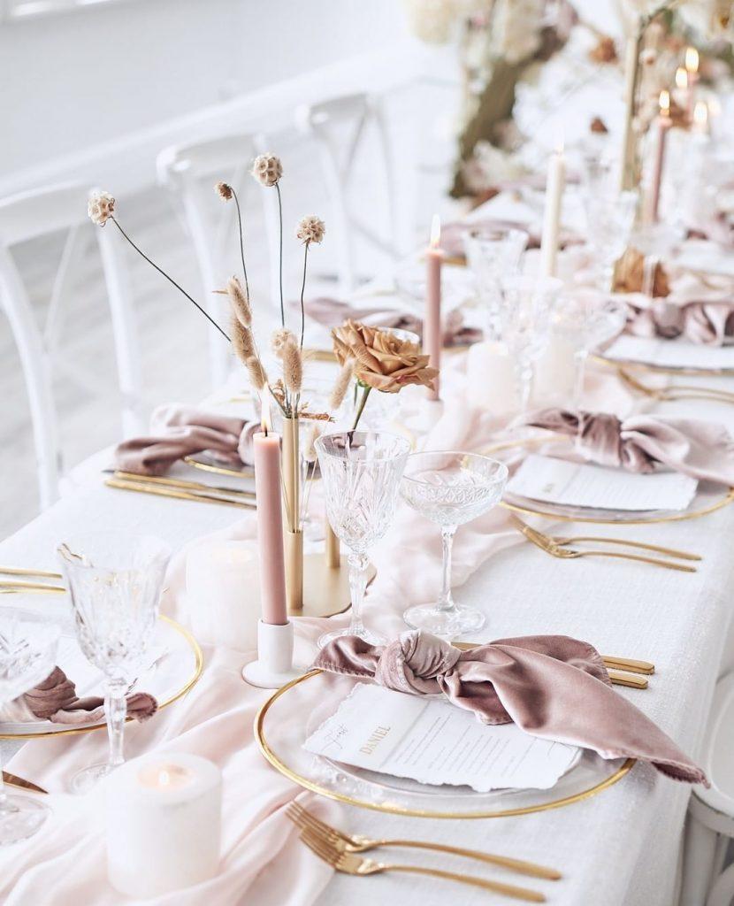Principales gastos en una boda