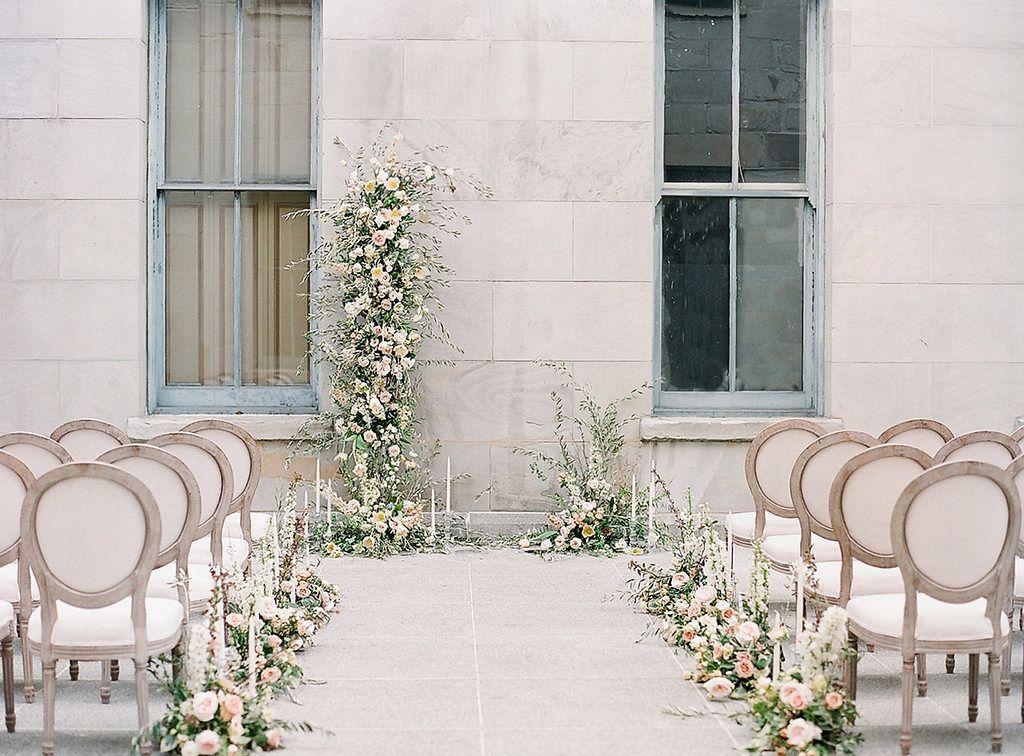 Minimalismo para las bodas del 2021