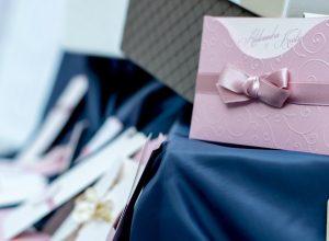Tendencias para invitaciones de boda 2021